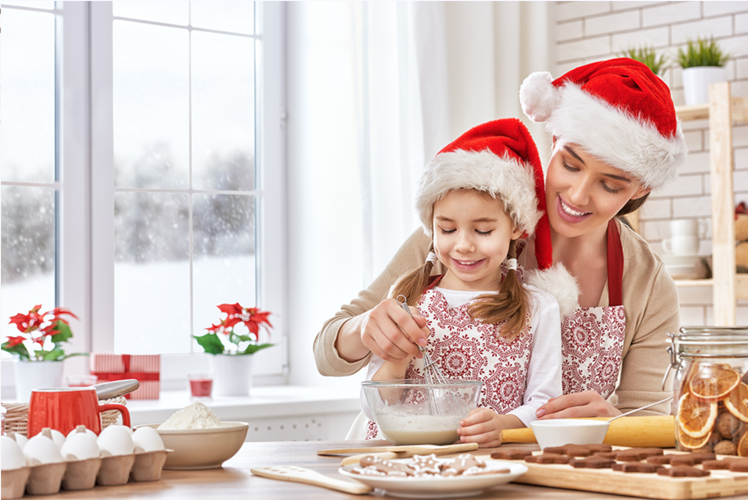 holiday cooking for allergy-prone kids